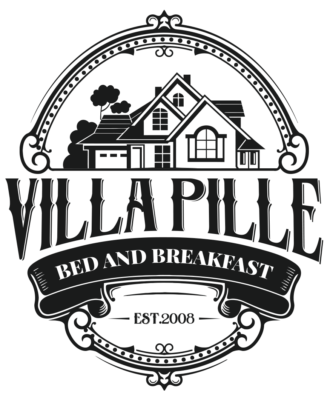 villa pille black copia